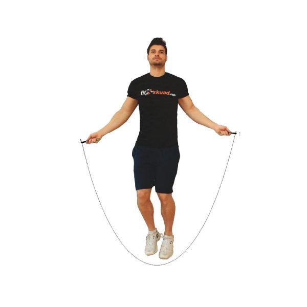 طناب سرعت دسته فلزی